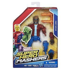 NEW-HASBRO-MARVEL-SUPER-HERO-MASHERS-STAR-LORD-B0876