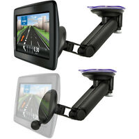 Tomtom Go Live 820 825 1005 1535 Telescopic Extend Arm Windshield Suction Mount