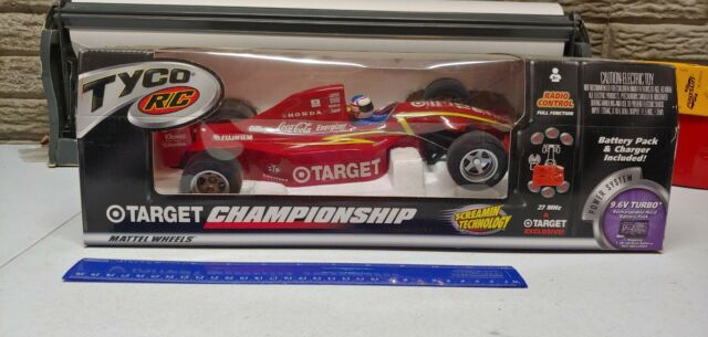 Target Championship Rc Indy Car Cart Tyco R C Mattel Wheels Never Opened For Sale Online Ebay