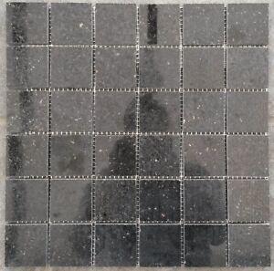 granit mosaik matte star galaxy schwarz 30x30 cm poliert fliesen 4 8 cm m041 neu ebay. Black Bedroom Furniture Sets. Home Design Ideas