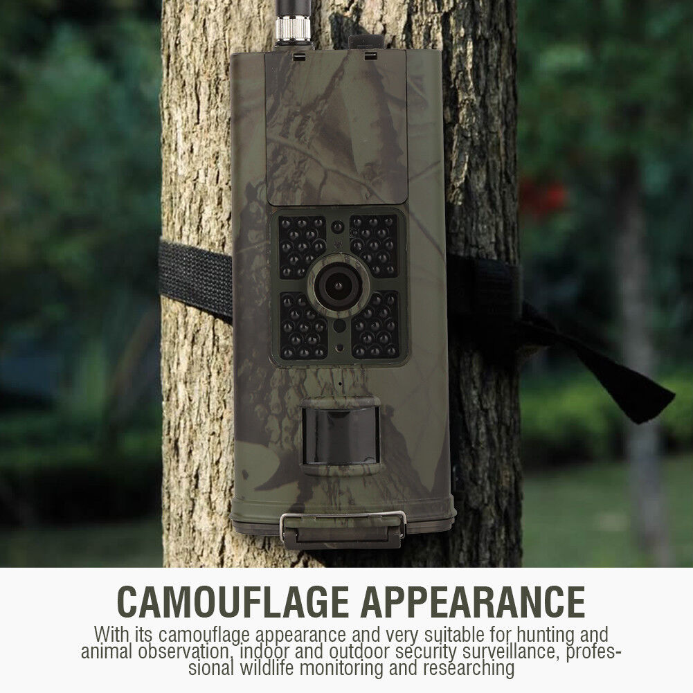 HC700G 12MP 1080P HD Video Hunting Camera Night Vision 26  LEDs IR Trail Cam Trap  buy 100% authentic quality