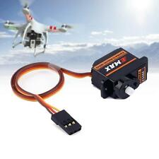 For EMax ES08A Mini Micro High Sensitive Servo for 3D RC Plane Helicopter New TA