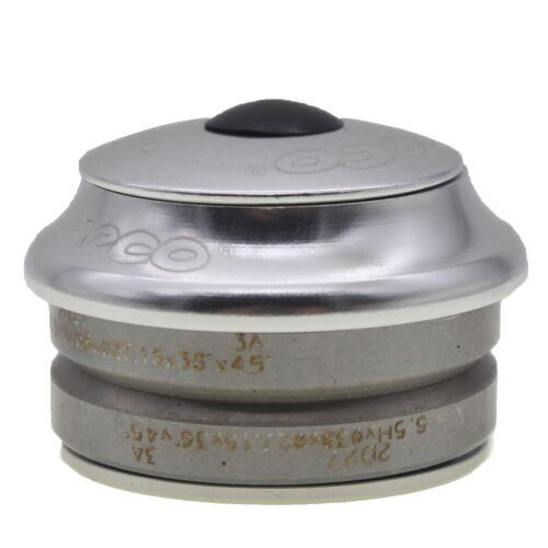 "NECO 1/"" 25.4mm Integrated Bike Headset 38mm Bearing"