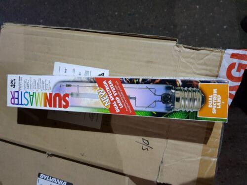 400w Sunmaster Dual spectrum hps lamp