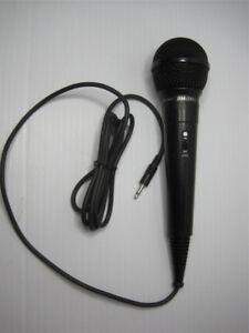 7330 Dm-20sl Uni Directionnel 600ohm Filaire Microphone Mic New Free Fast Ship Usa-afficher Le Titre D'origine