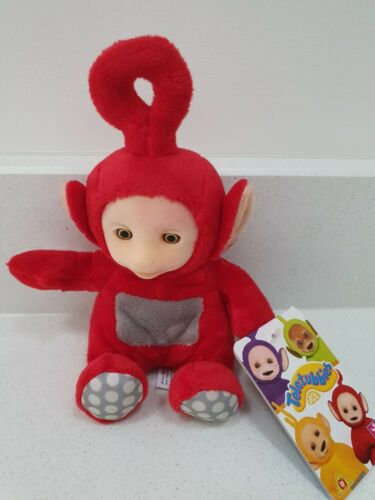 Teletubbies Supersoft collection peluche 16 cm Tall Beanie/'S JOUETS NEUF