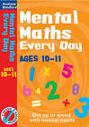 Mental Maths Every Day 10-11 by Andrew Brodie (Paperback, 2007)