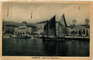 CPA Trieste Riva Tre Novembre . ITALY (543670) x3xBl0G6-09155349-849884272