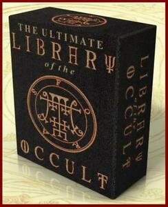 LIBRARY-of-the-OCCULT-2700-Rare-Vintage-books-8-DVDs-WITCHCRAFT-MAGIC-WICCA