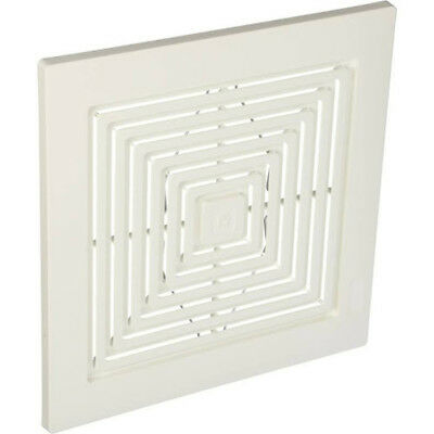 Broan Nutone 97011723 Bath Bathroom Ceiling Fan Grille Grill Cover Plastic White Ebay