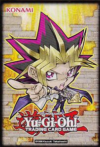 Yugioh-CHIBI-Card-Sleeves-2016-50-Stueck-NEU-OVP-Huellen-Schutzhuellen-Chibi-Design