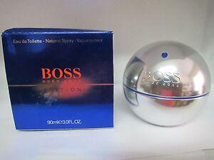 8a9e3604fb87 Boss in Motion Blue Edition by Hugo Boss 3 oz  90 ml Eau de Toilette ...