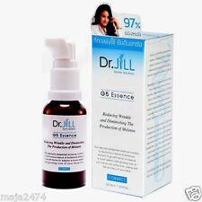 3 X Dr.Jill G5 Essence Culminate Serum Whitening Skin Smooth Radiant Anti-Aging