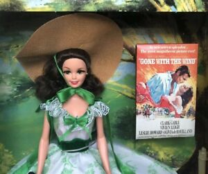 Barbecue At Twelve Oaks Brand New Scarlett O/'Hara Barbie Gone With The Wind