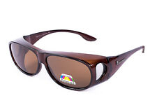 Figuretta Gafas de sol escudo marrón Publicidad en TV Protección contra el UV