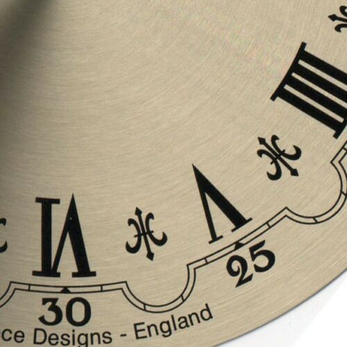 brushed gold 160mm Outside Diameters 70mm Clock dials 128mm 98mm 157mm