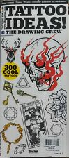 Tattoo Ideas The Drawing Crew 300 Cool Tattoos Flames Pirates FREE SHIPPING sb