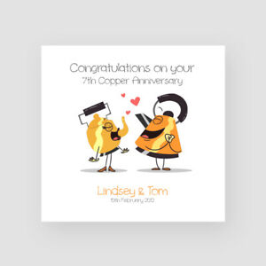 Personalised-Handmade-7th-Copper-Wedding-Anniversary-Card-Seventh-Funny