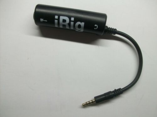 iRig Guitar Interface Converter for iPhone Texas Ships from Dallas