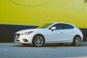 2015 Mazda 3 GS Sport Hatchback Manual