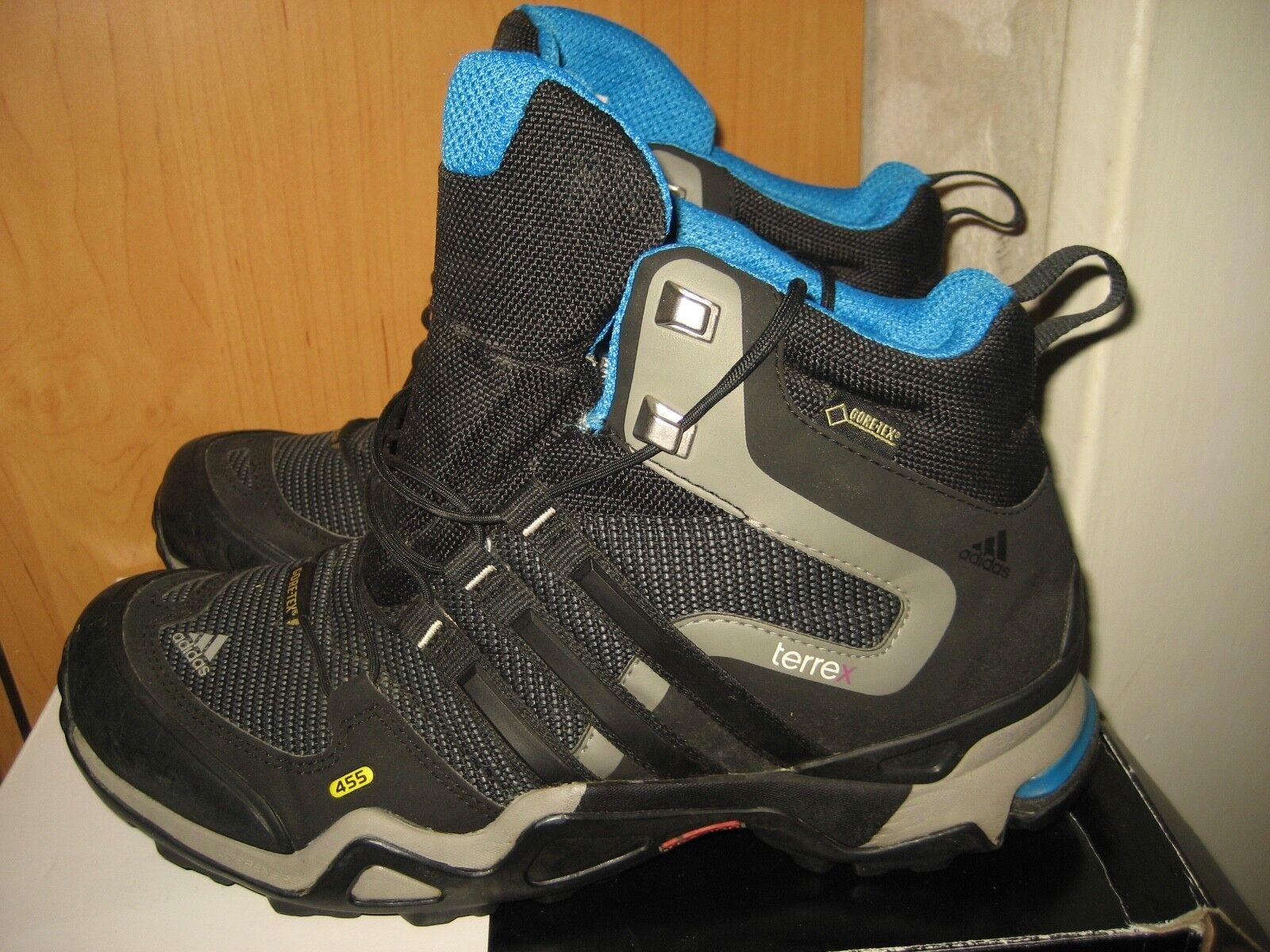 Adidas Terrex Conrax  Continental   Stiefel Schuhe Winterschuhe wie NEU ..