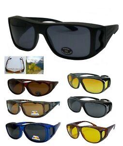 76c065dde3fa6b Das Bild wird geladen Sonnenschutz-Uber-Brille-fuer-Lesebrillen-amp- Brillentraeger-Sonnenbrille-