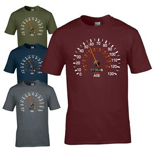4f3ecbbac Speedometer 1964 Birthday T-Shirt - Funny Feels Age Year Present ...