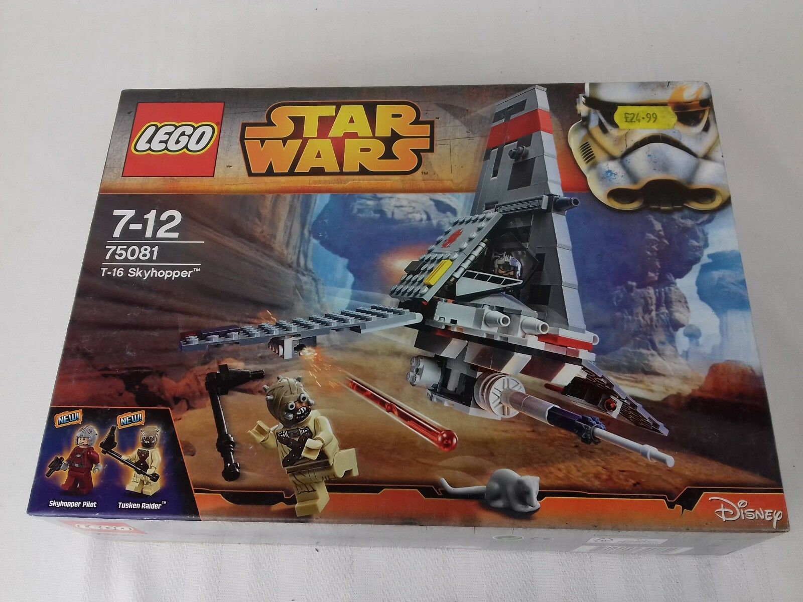 LEGO Star Wars   75081 T-16 Skyhopper - BNIB
