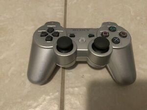 Sony-Playstation-3-PS3-Sixaxis-DualShock-3-Controller-OEM-CECHZC2U-Genuine