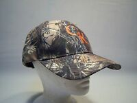 True Timber Camo Casual Hunting Baseball Hat Men's One Size