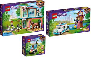LEGO-Friends-41446-41445-41442-Heartlake-City-Tierklinik-Tierrettung-N3-21-VORVE