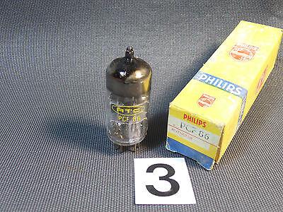 Liefdadig Philips/pcf86 (3)vintage Valve Tube Amplifier/nos