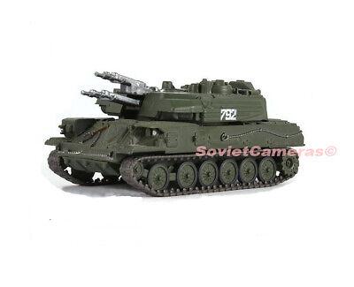 """Fabbri 1:72 BM-27 /""""Uragan/"""" series World Military Machines"""