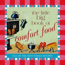 The Little Big Book of Comfort Food - LikeNew  - Hardcover