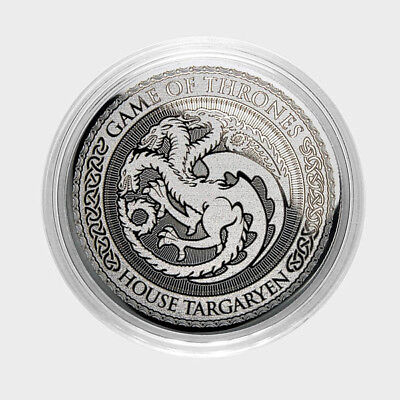 Coins 25 rubles Game of Thrones-House Stark UNC