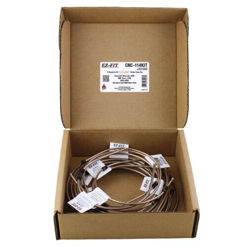 Brake Hydraulic Line Kit AGS CNC-114KIT