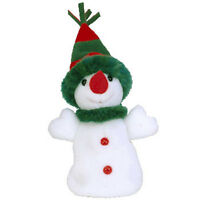 Ty Jingle Beanie Baby - Snowgirl The Snowgirl (5 Inch) - Mwmt's