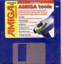 Amiga Computing - Magazine Coverdisk - Sept 1995 - Amiga Tools