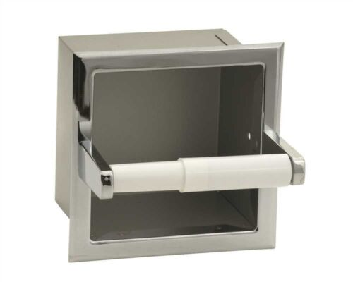 Proplus 804003 Toilet Paper Holder Extra Roll