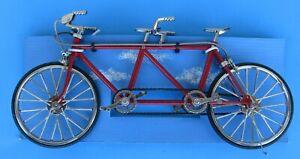 Mytek, 1:10 Die-Cast Tandem Bicycle