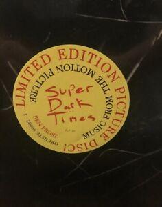 Details about BEN FROST SUPER DARK TIMES ORIGINAL SOUNDTRACK LP NEW PICTURE  DISC VINYL The OG