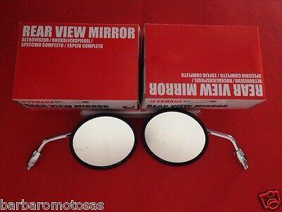 2 specchi mirrors originali Yamaha XT 600 43F e XT 600 Z Tenerè 34L 55W 1VJ