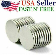 25pcs 20mm X 3mm Neodymium Magnets Round Disc N52 Super Strong Rare Earth Fridge