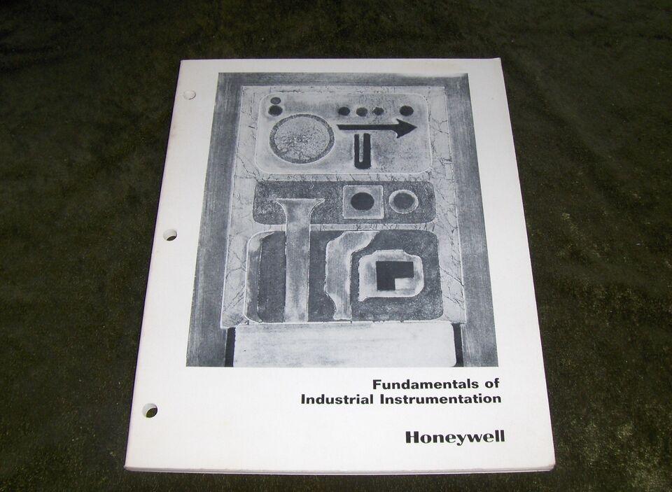 HONEYWELL FUNDAMENTALS OF INDUSTRIAL INSTRUMENTATI,