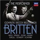 Britten: The Performer - Complete Decca Recordings (2013)