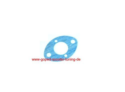 Walbro WT WA Vergaser Dichtung Isolator Zenoah Intake Gasket RCMK 011205