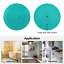 tifanso 2 Pack Silicone Tub Stopper Recyclable Bathtub Drain Stopper Upgraded...