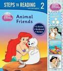 Disney Reading - Animal Friends by Parragon Book Service Ltd (Paperback, 2011)