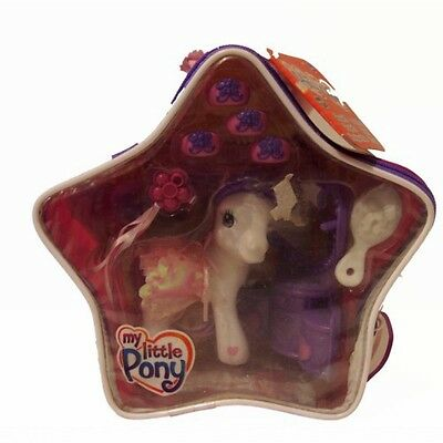 My Little Pony G3 Royalette with Accessories and Bag NIB