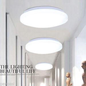 24w Led Deckenleuchte Badleuchte Küche Deckenlampe Wohnzimmer Ip54 Naturweiß Beleuchtung Büro & Schreibwaren